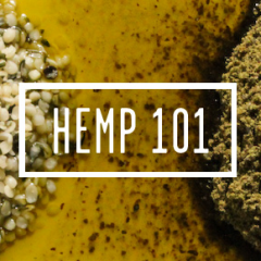 Hemp Cake and Hemp Flour