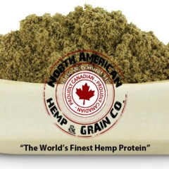 Organic Hemp 50% Protein Powder