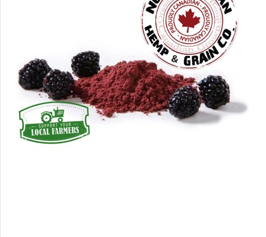 North American Hemp & Grain Co. Launches Canadian Origin Vegan Powders & Pieces For Commercialization