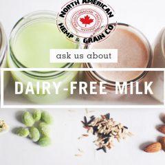 Nut Plant-Based Milks