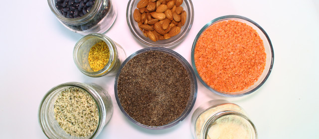 Plant-Based Protein Popularity For 2015 Surges
