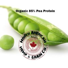 Organic Yellow Pea 85% Protein